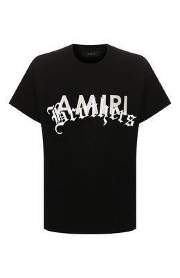 Хлопковая футболка Amiri Y0M03346CJ