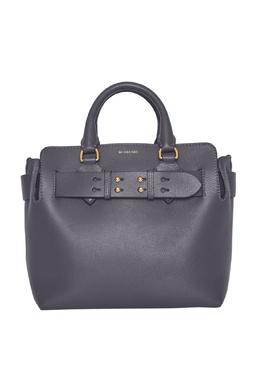 Небольшая сумка-тоут Leather Belt Bag Burberry 10188045