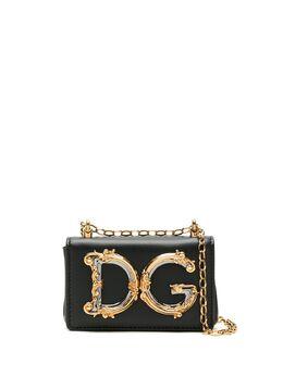 Dolce&Gabbana мини-сумка DG Girls BI1398AW070