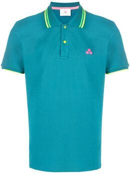 Peuterey рубашка-поло с логотипом PEU347799011991