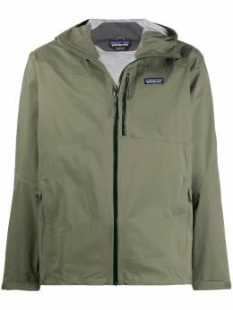 Patagonia непромокаемая куртка на молнии с капюшоном 85115
