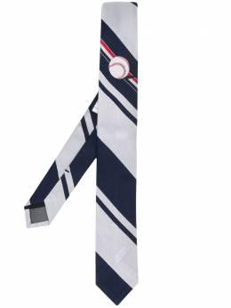 Thom Browne полосатый галстук MNL001A06225