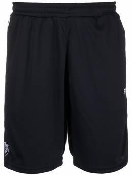 Fila спортивные шорты с логотипом 687703
