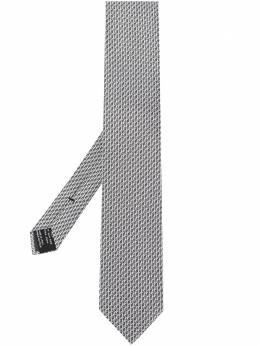 Tom Ford галстук с геометричным узором XTA7TF30