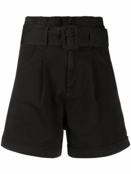Federica Tosi шорты широкого кроя с поясом FTE20SJ078