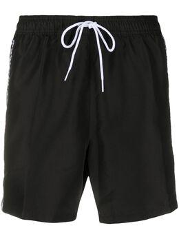 Calvin Klein logo tape swim shorts KM0KM00517BEH