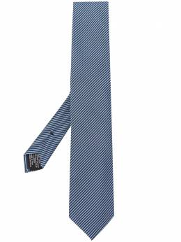 Tom Ford галстук в диагональную полоску XTA7TF08