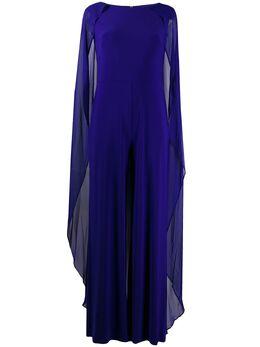 Lauren Ralph Lauren Hollie cape jumpsuit HOLLIE25378069402WZP156513