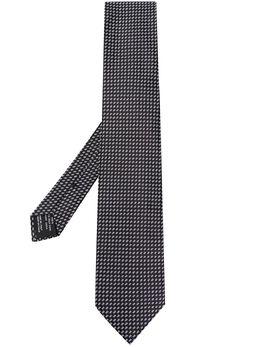 Tom Ford галстук с геометричным узором XTA7TF23