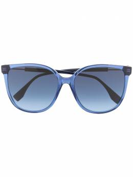 Fendi Eyewear FENDI EYEWEAR FF0374S BLUE/PJP Stones & Gems->glass FF0374S
