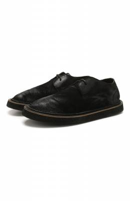 Кожаные ботинки Marsell MM3161/PELLE R0VESCI0