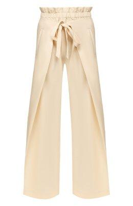 Шерстяные брюки Cult Gaia 52017M04 CRM