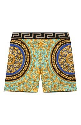 Хлопковые шорты Versace YB000132/A232778