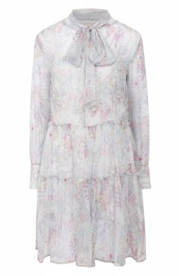 Шелковое платье See By Chloe CHS20SR002020