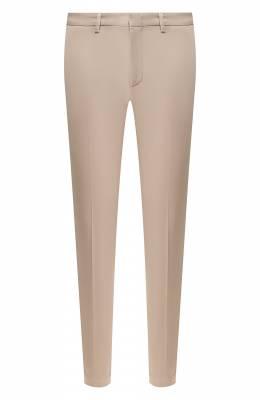 Хлопковые брюки Boss by Hugo Boss 50410310