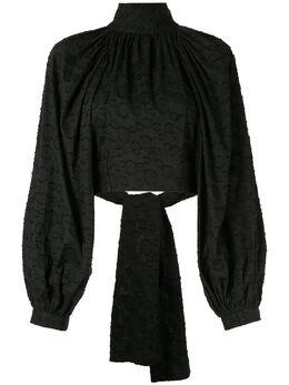 Acler укороченная блузка Varden с вышивкой AL200109T