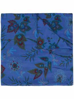 Etro шарф с цветочным принтом 117775045