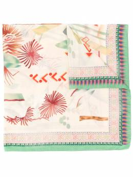Etro шарф с геометричным принтом 100105703