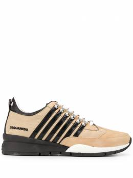 Dsquared2 striped sneakers SNM010111702720