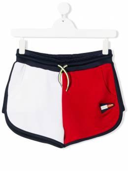 Tommy Hilfiger Junior шорты в стиле колор-блок KG0KG05131