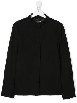 Diesel Kids TEEN embellished blazer 00J4TQ0HAEN