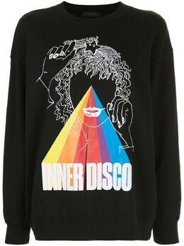 Undercover толстовка с принтом Inner Disco UCY18942