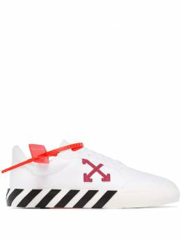 Off-White ARROW LOW VULCANIZED WHITE VIOLET OWIA178R20D331090129