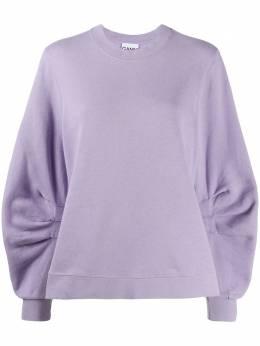 Ganni Isoli organic-cotton sweatshirt T2502