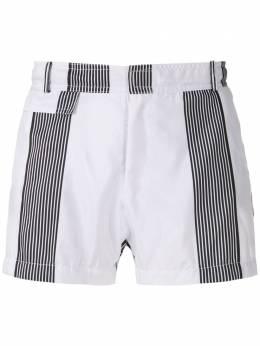 Amir Slama striped tactel swim shorts 1181