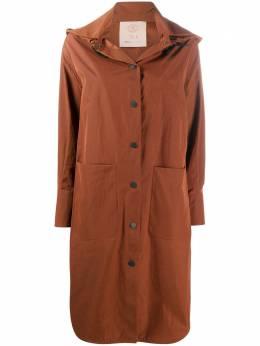 Tela пальто оверсайз Qwait с капюшоном 167073019697