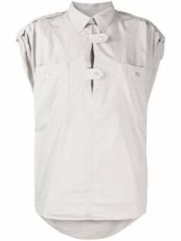Isabel Marant Etoile блузка на пуговицах HT163820P013E