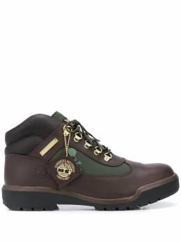 Timberland ботинки из коллаборации с Mastermind TB0A297KD45