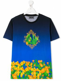 Young Versace футболка с принтом YD000169A232866