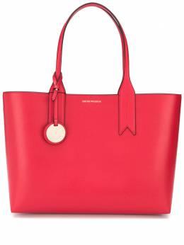 Emporio Armani сумка-тоут с логотипом Y3D081YH15A