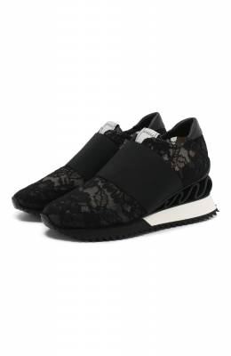 Текстильные кроссовки Rubel Le Silla 6833N040H1PPLAC