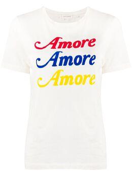 Chinti And Parker футболка Amore TS03
