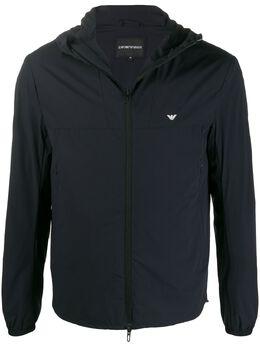 Emporio Armani спортивная куртка с капюшоном 3H1BS41NIGZ