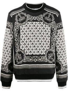 Dolce&Gabbana толстовка с принтом G9OW6TFI7IC