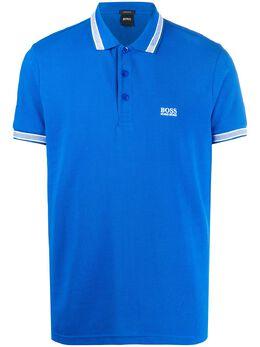 Boss by Hugo Boss рубашка-поло стандартного кроя 50398302
