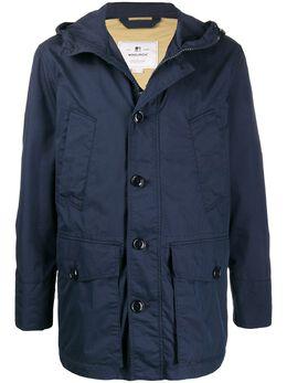 Woolrich куртка с капюшоном и карманами WOOU0190MRUT2053