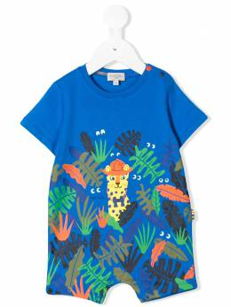 Paul Smith Junior jungle print romper 5Q33551