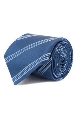 Шелковый галстук Zilli 50500/TIES