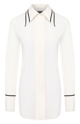Шелковая блузка Lorena Antoniazzi P2036CA022/3186