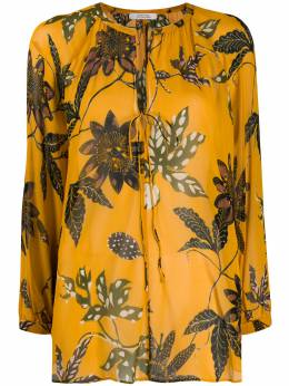 Dorothee Schumacher блузка с цветочным принтом 749102