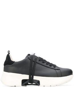 Diadora кроссовки на контрастной подошве 176332TXSDERBY