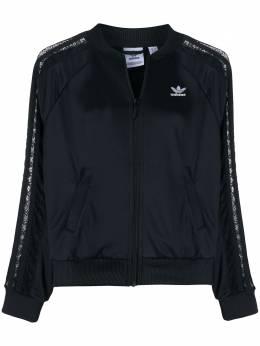 Adidas спортивная куртка с кружевными вставками FL4129