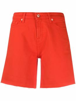 7 For All Mankind джинсовые шорты JSWUV690RE