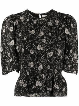 Isabel Marant Etoile блузка Enette с принтом HT170220P040E