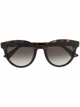 Gucci Eyewear солнцезащитные очки GG0638SK в круглой оправе GG0638SK003
