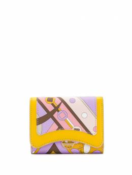 Emilio Pucci кошелек с абстрактным узором 0HSM650H320